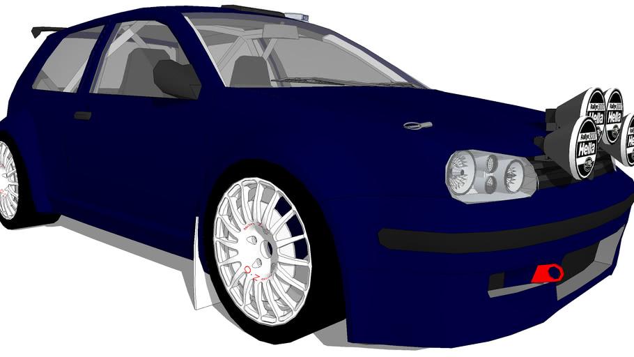 VW GOLF GrA KitCar