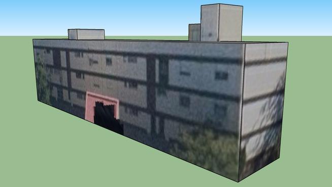 Building in Av España 2201-2299, Mendoza, Mendoza Province, Argentina