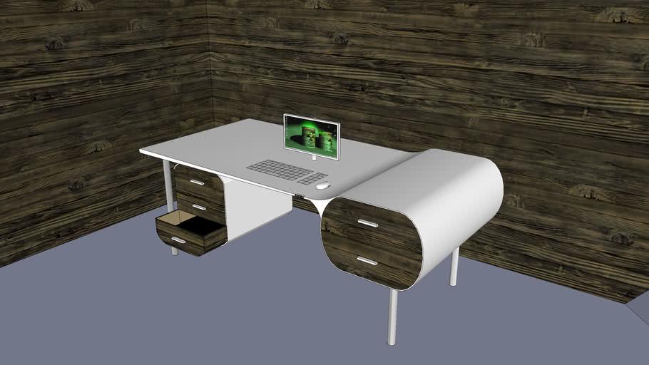 future desk