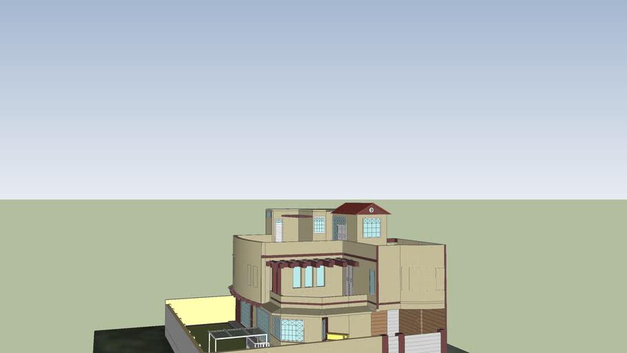 Zahid Ikram's Home
