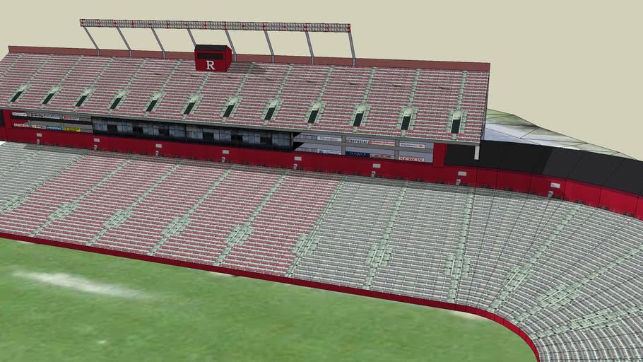 Louisiana state football arena