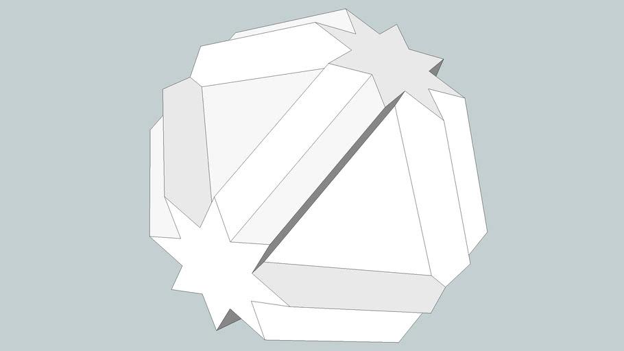 Cubitruncated Cuboctaedron