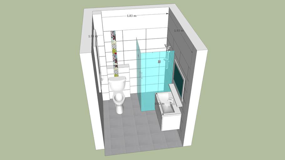 מקלחון הורים קרבן פלורה + נקסוס קילים+מקלחון