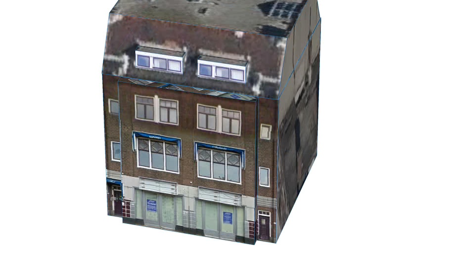 Building in 2515 RS The Hague, The Netherlands