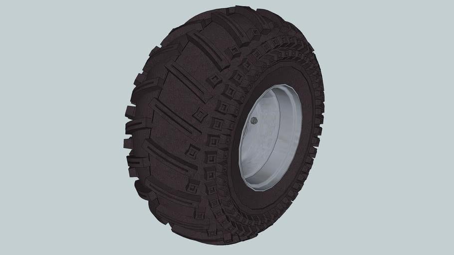 ATV Mud Tire - Carlisle Stryker 22x11x10