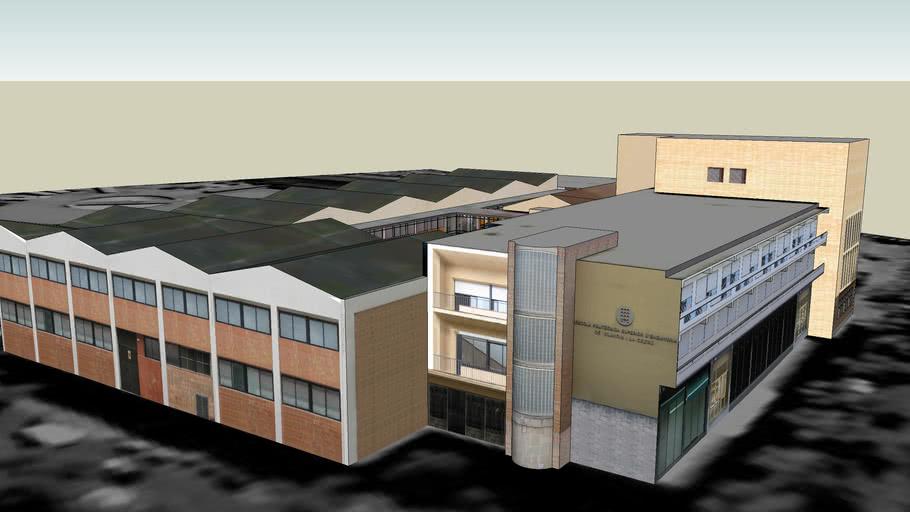 Escuela Politécnica Superior de Ingeniería de Vilanova i la Geltrú (VG1, VG2 y VG3)