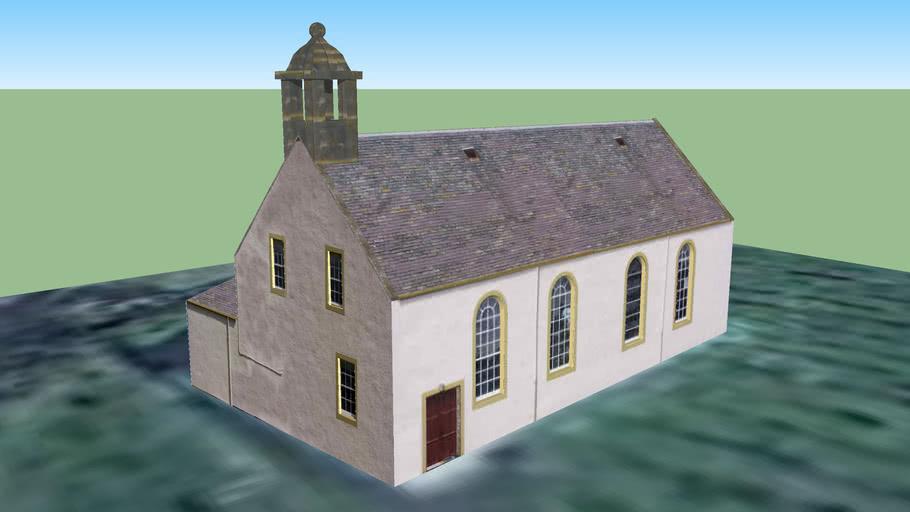 Sprouston Village Church, Scottish Borders