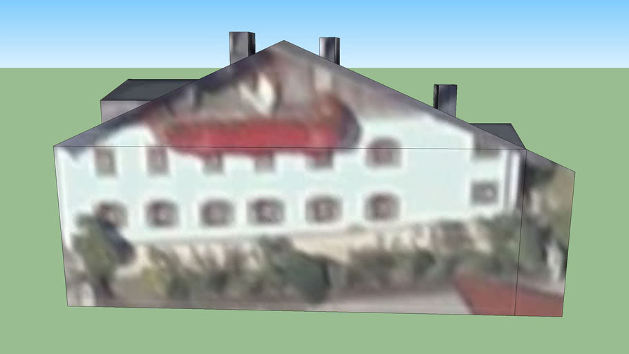 Building in Thaur, Austria