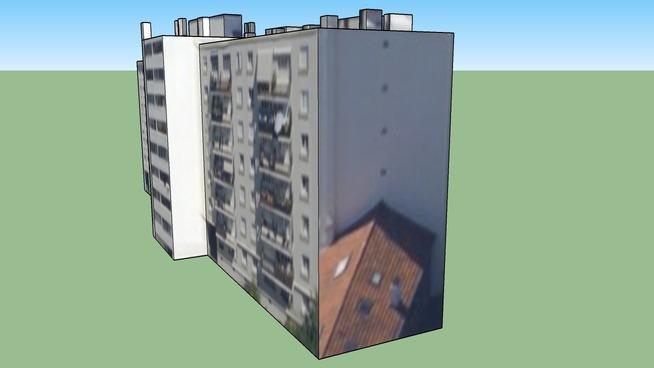 Immeuble 01 - Rue Roublot, Fontenay sous bois