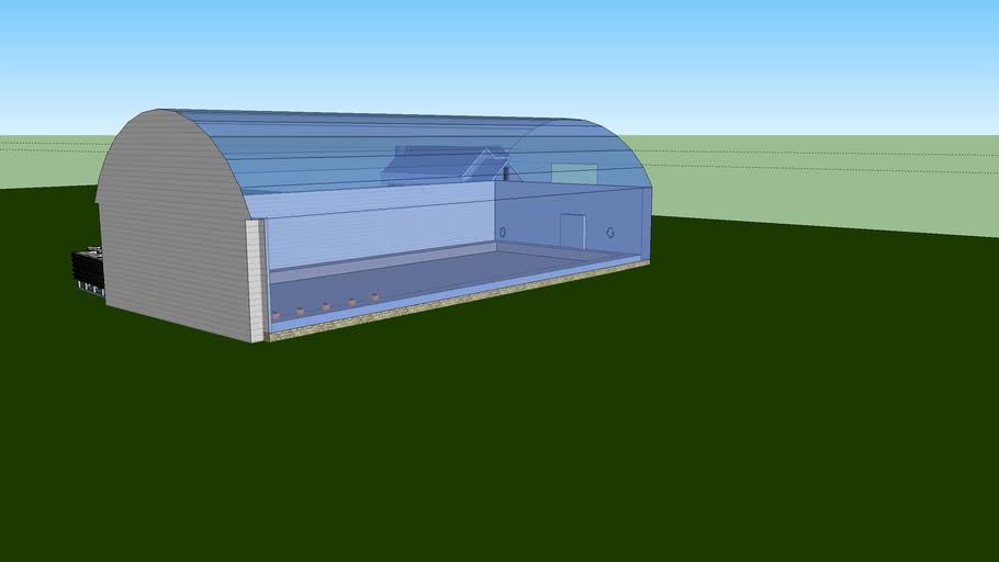 Chad Fazio Greenhouse project