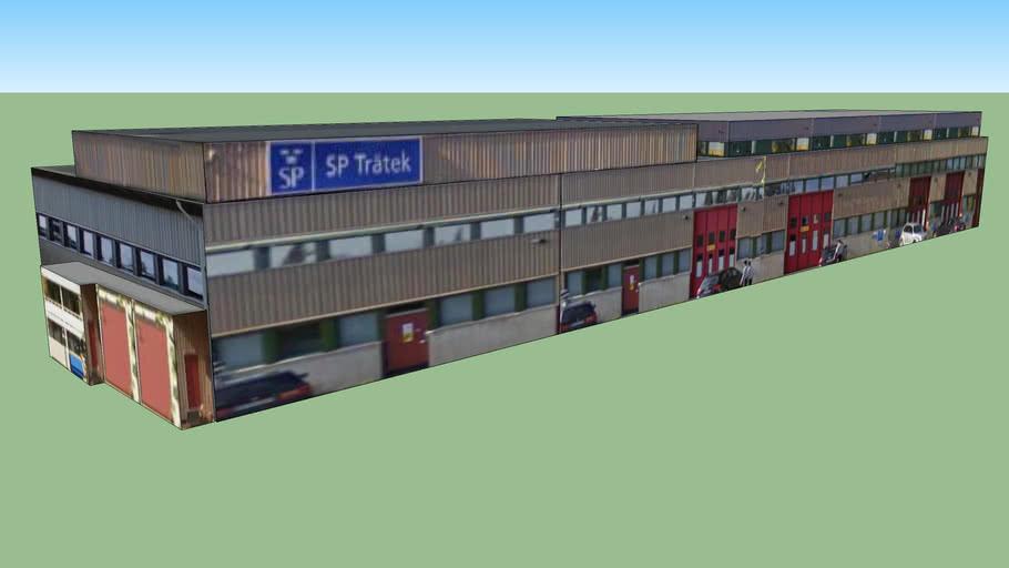 Skelleftea Campus SP Tratek