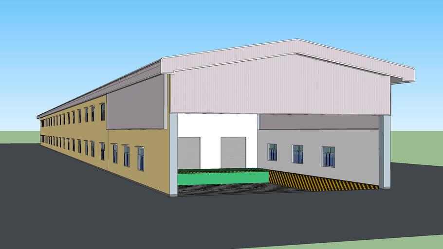 Two Storeyed Warehouse (Bago)