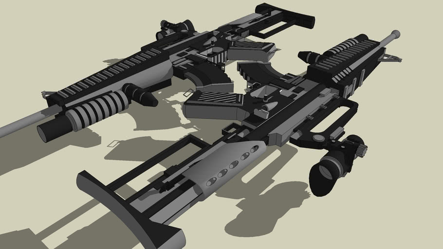 m4/m16 concept (finished)
