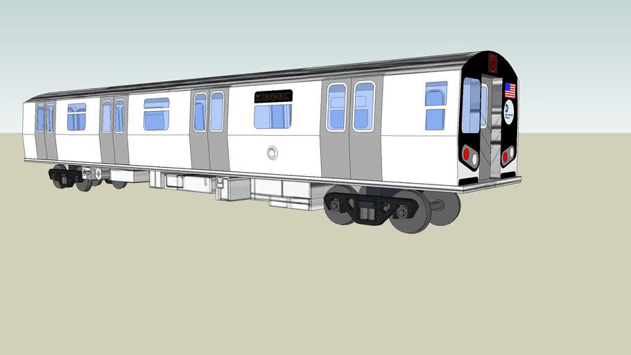 R160C M TRAIN