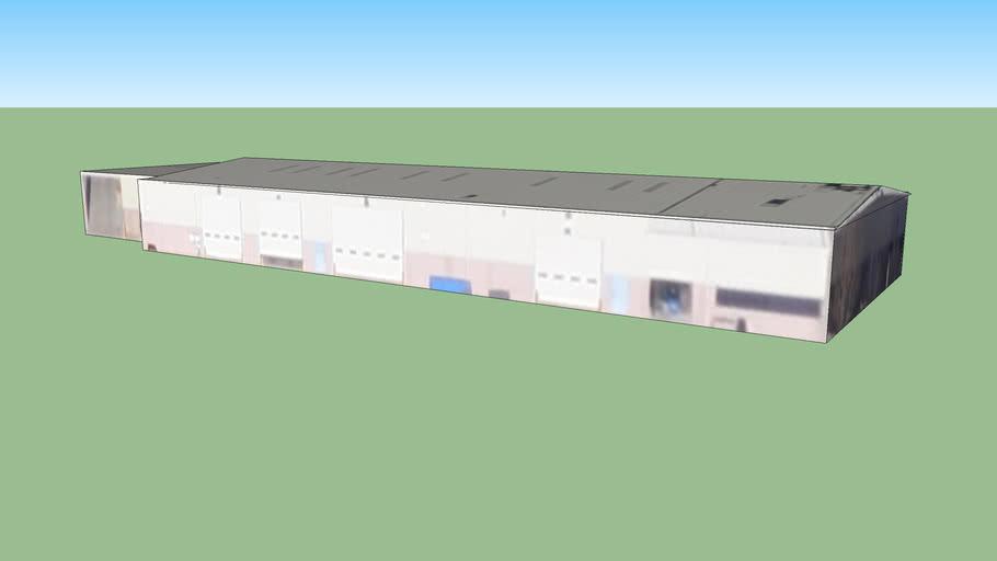 Edificio en Albuquerque, Nuevo México, EEUU (plataforma com. aeropuerto)