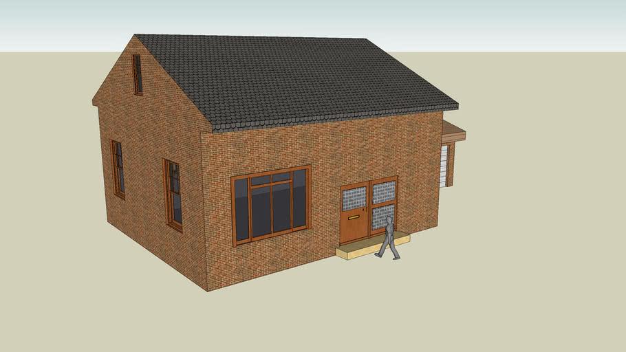 House plus garage