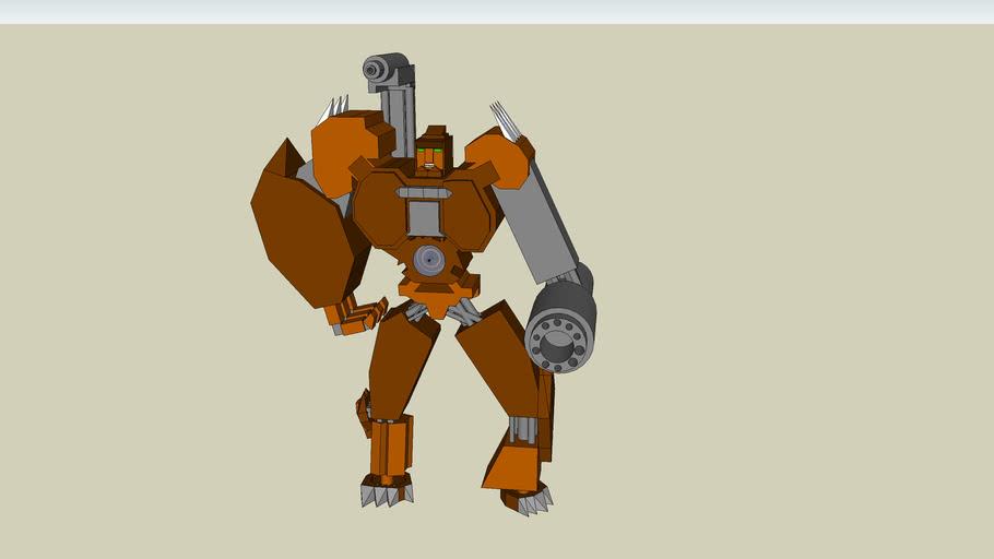 transformers: Autobot.