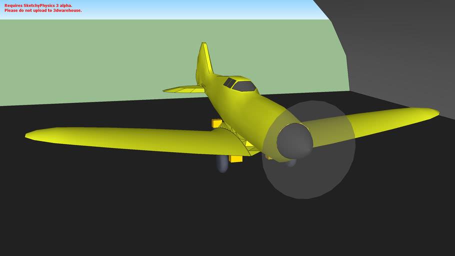 spitfire TRAINER