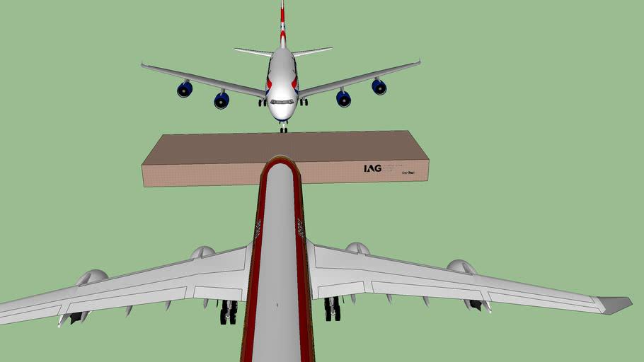 IAG (International Airlines Group) Fleet