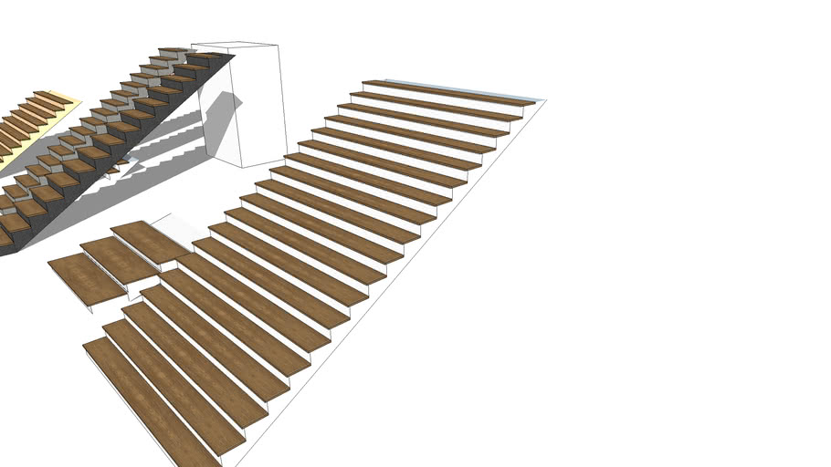 Dynamic component Stair