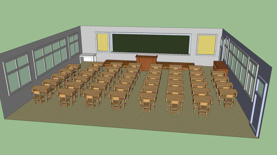 Classroom 教室