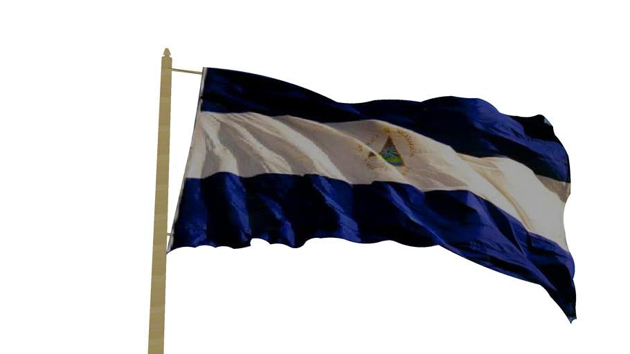 Bandera De Nicaragua (flag)