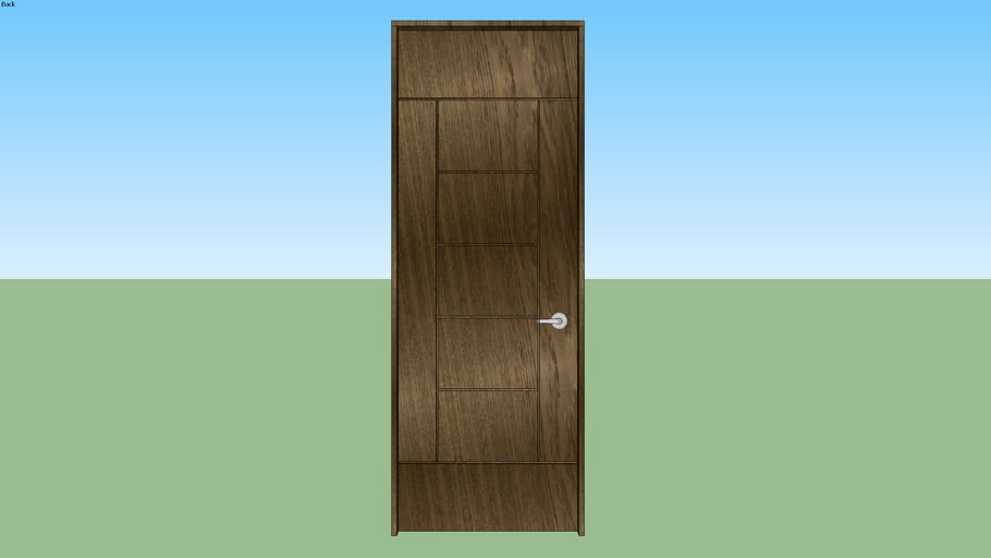 Scalable Dynamic Door