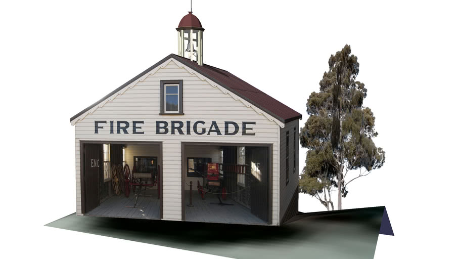 Sovereign Hill - Fire Brigade