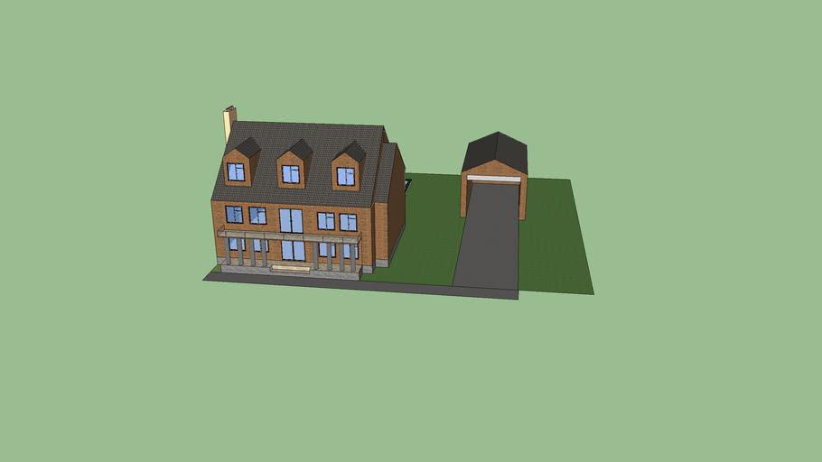 medium detatched house