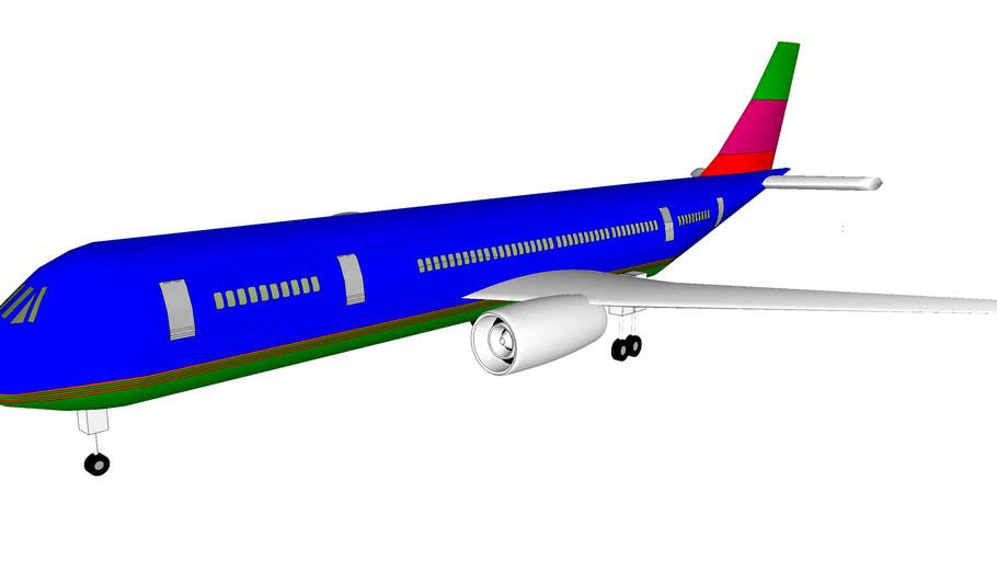 Blue Airways A300