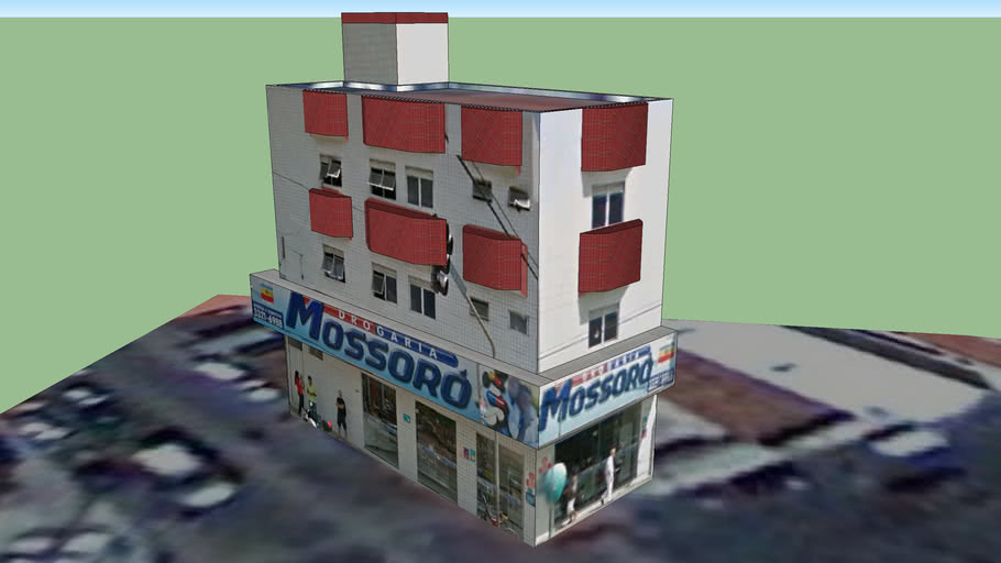 Drogaria Mossoró - Mossoró/RN