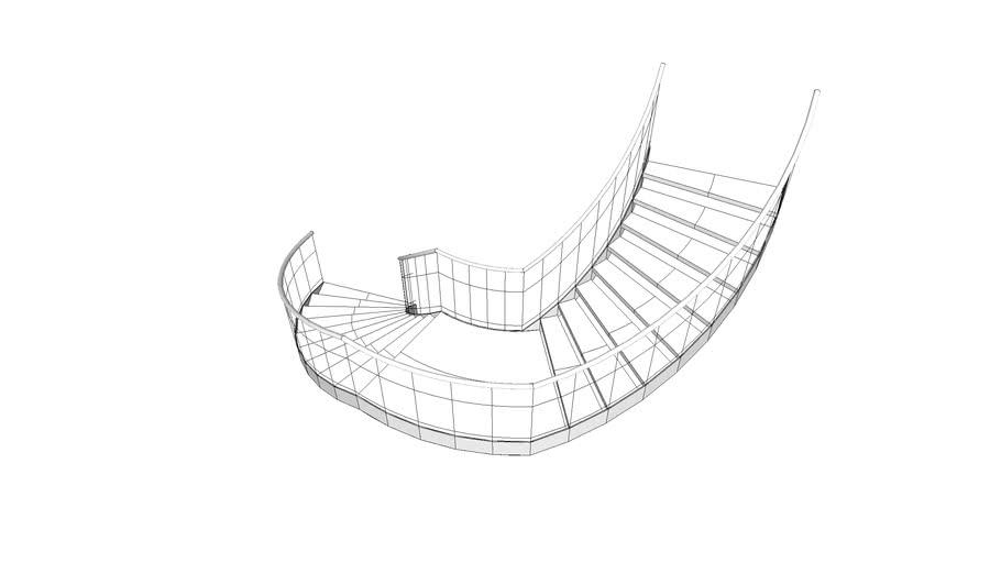 Range stairs