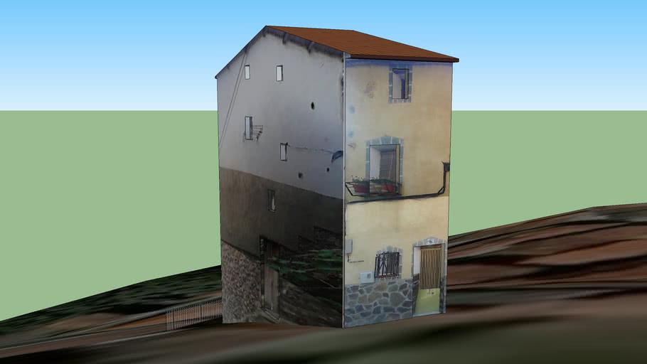 Vivienda en C/Guardia Civil nº26 Anguiano (La Rioja)