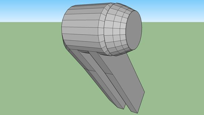 Daishy upper leg part
