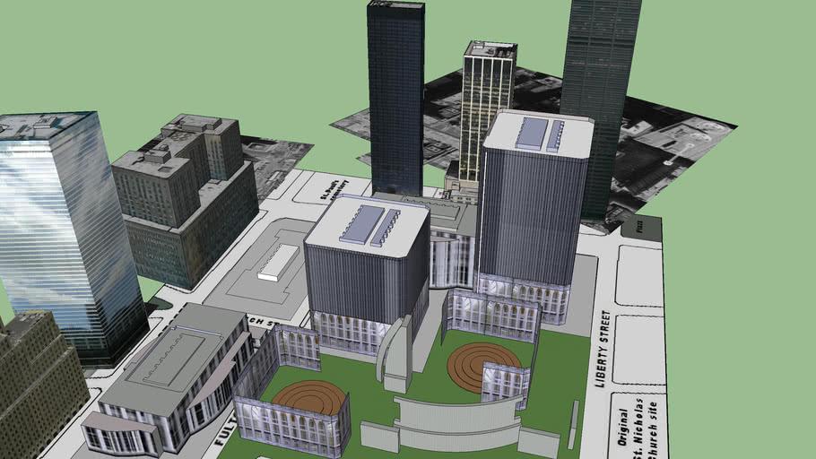 WTC Pheonix Under Construction