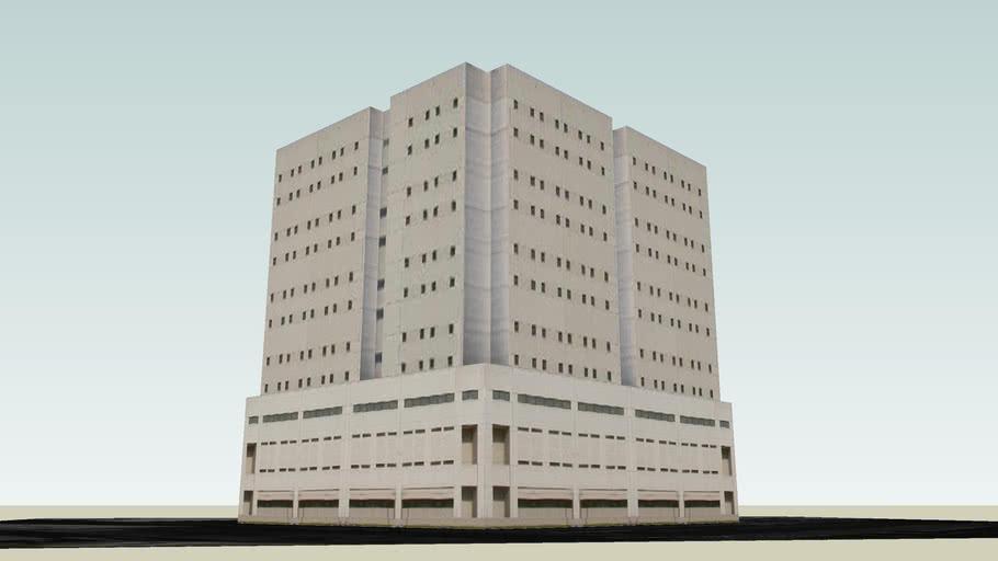 Cuyahoga County Jail Building