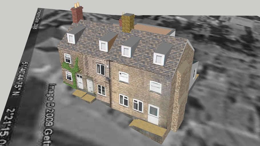 Fortfields cottages, Dursley