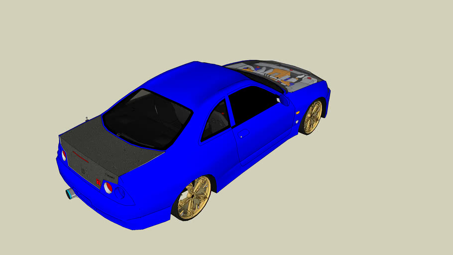 Custom R33 GTR