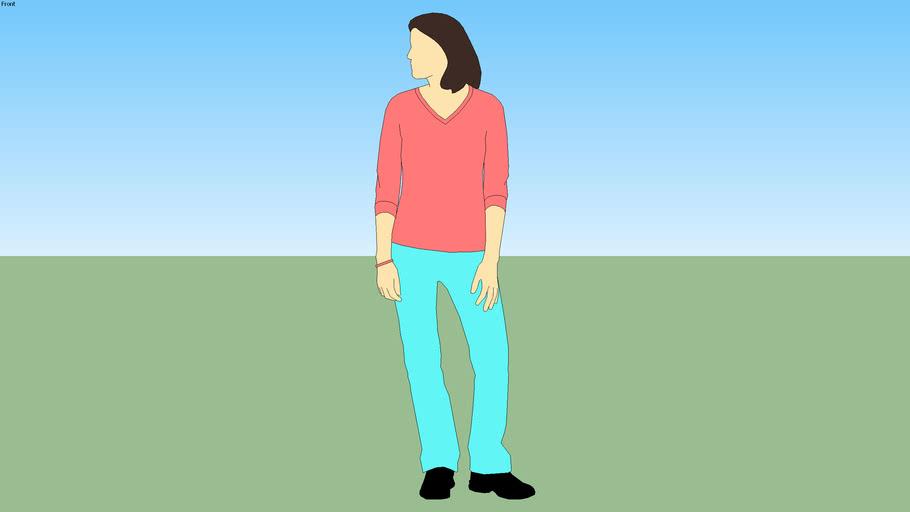 Femme 2D