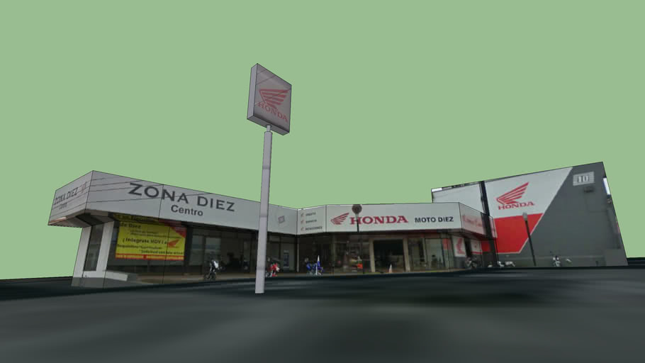 Honda Diez Motociclismo, S.A. de C.V.