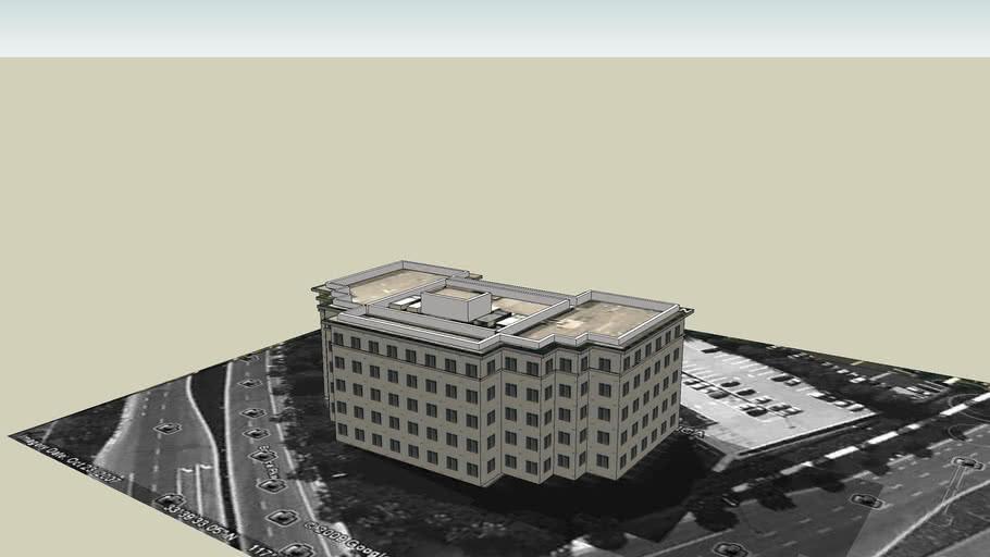 11528 Barranca -Irvine Office Building