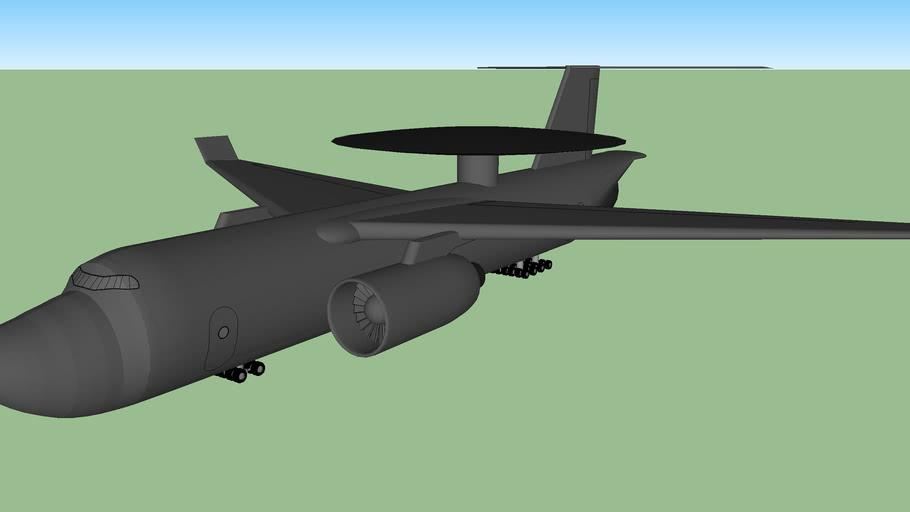 Boeing E-15 Sentinel AWACS