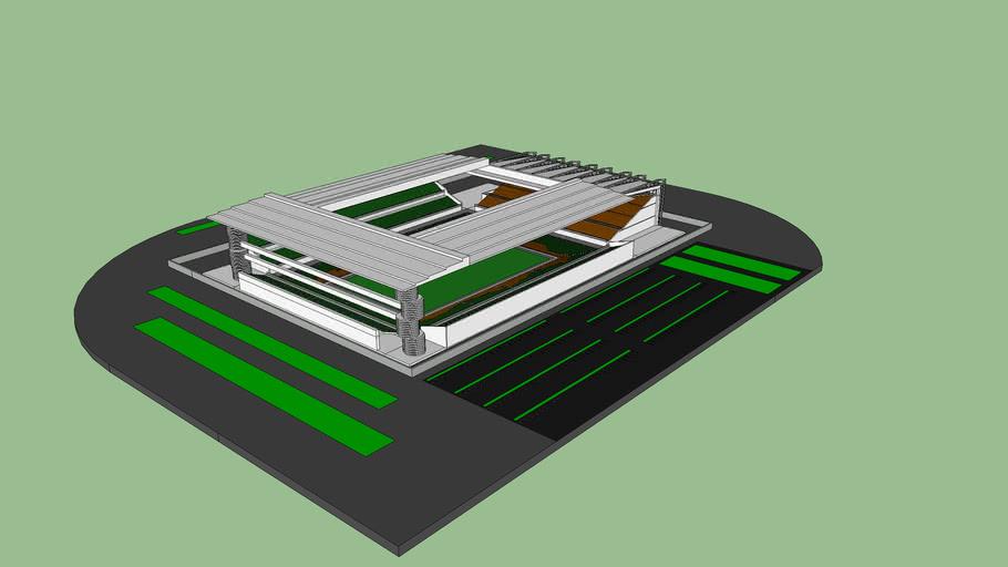 Estadio Internacional Xislair Silva