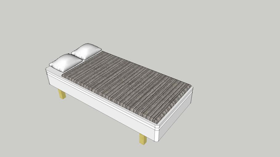 Säng 900x2000 (SULTAN)