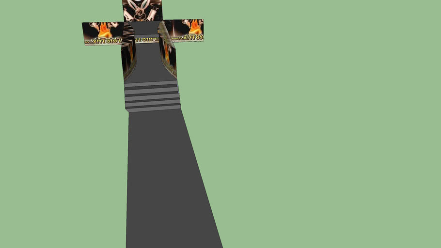 Sample WWE Stage