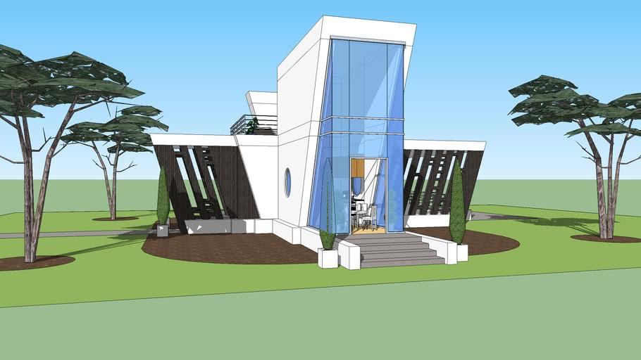 ART DECO HOUSE #2