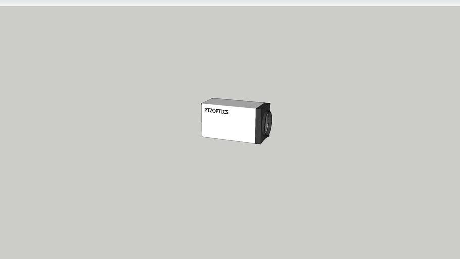 PTZOptics 20X Optical Zoom Box Camera