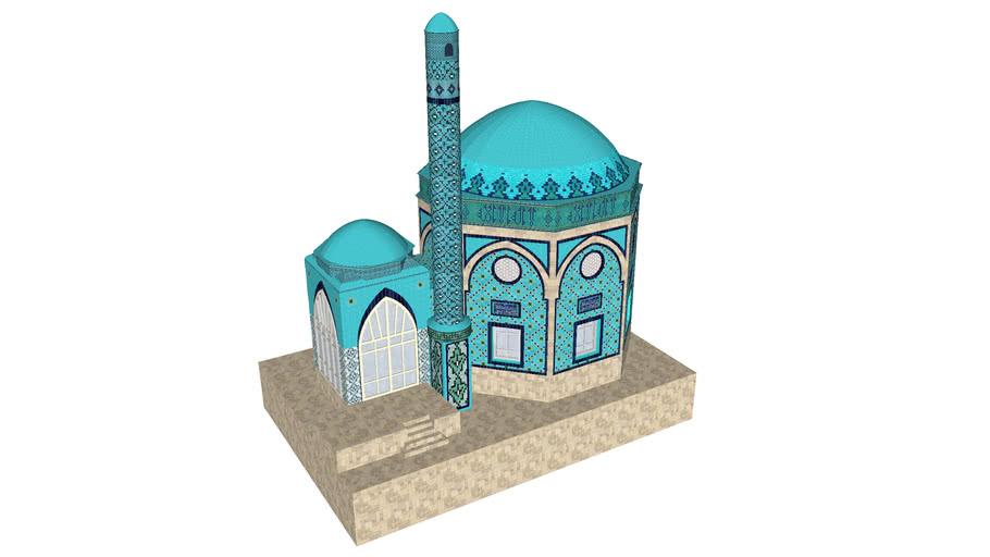 Türkiye - Kütahya - Çinili Camii