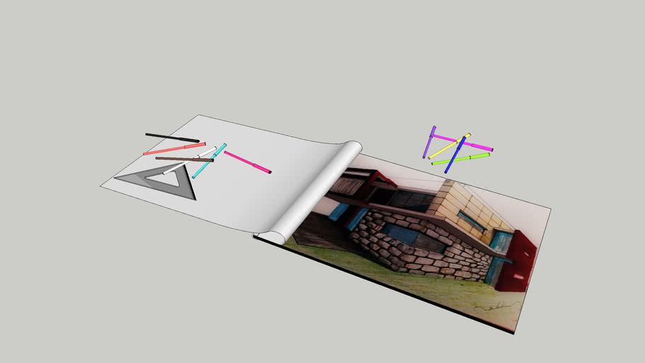 MK drawing materials