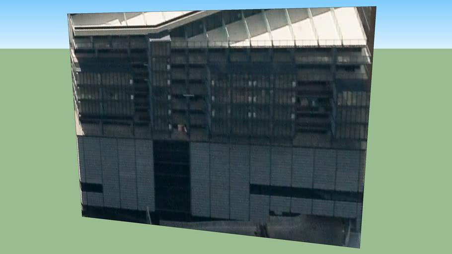 Building in Melbourne VIC, Australia